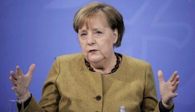 Motivul pentru care cancelarul german, Angela Merkel, nu se va vaccina cu serul AstraZeneca
