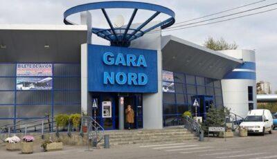 Incident la Gara de Nord: Un tânăr și-a însușit un plic cu 400 de euro, mințindu-l pe șoferul unui microbuz de rută