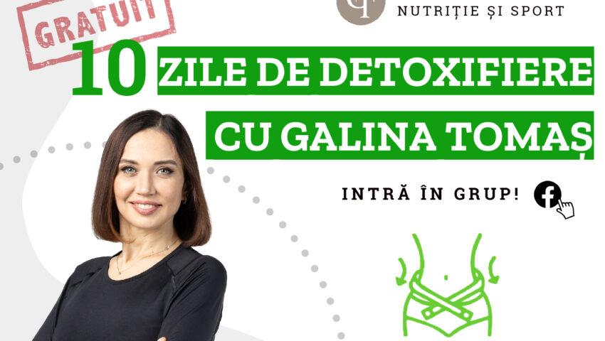 Detoxifierea: mit sau adevăr?