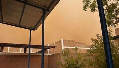 Norul de praf saharian a ajuns în România. Ce spun medicii?