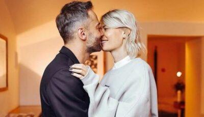 Dmitry Shepelev și-a cerut în căsătorie iubita însărcinată. Cum arată inelul de logodnă?