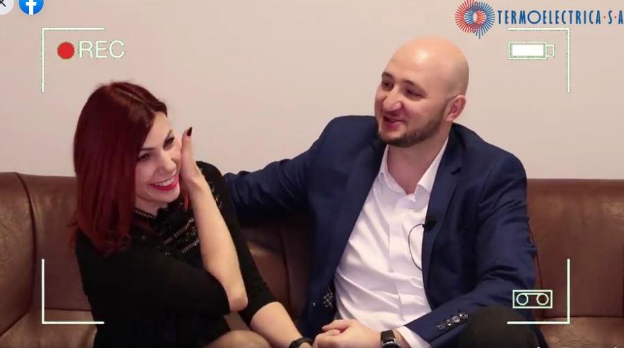 """Foto: De Dragobete, la """"Termoelectrica"""", dragostea a plutit în aer! 80 de cupluri care muncesc împreună în companie au sărbătorit dragostea"""