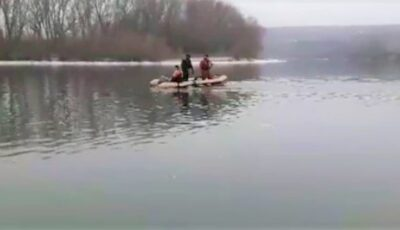 Corpul copilei înecate în râul Nistru, de negăsit deja de trei zile