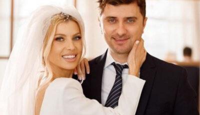 Valeriu și Olesea Rașcu, mire și mireasă!