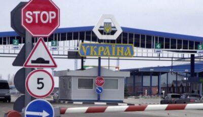 Reguli actualizate de intrare în Ucraina pentru cetățenii moldoveni