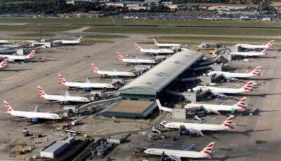 Alertă la Londra. Avion oprit la sol, după ce un bărbat a răpit un copil