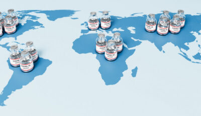 Numărul persoanelor vaccinate a depășit numărul total al infectărilor cu coronavirus din întreaga lume