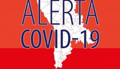 Câteva localități din țară, afectate de Covid-19: se revine la restricții dure