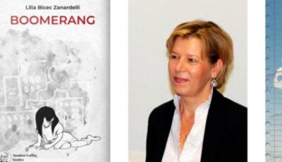 O scriitoare moldoveancă a editat prima sa carte în Italia