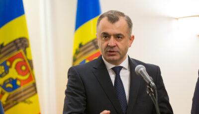 Fostul prim-ministru Ion Chicu a fost internat în secția reanimare a Spitalului Clinic Republican