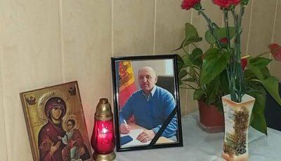 Un primar din raionul Glodeni s-a stins din viață