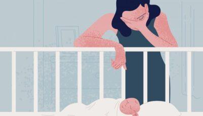 Un bărbat și-a părăsit soția pentru că nu se mai epila, ea având în grijă 3 copii