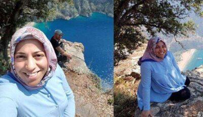 Te trec fiorii. Un bărbat din Turcia și-a împins în prăpastie soția însărcinată, ca să încaseze banii pe asigurarea ei de viață
