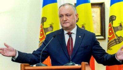 Igor Dodon: Livrarea vaccinului Sputnik-V în Moldova va începe foarte curând