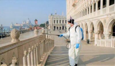 Orașul de la care a pornit epidemia în Italia încearcă să revină la o viață normală