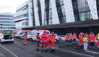Explozie într-un supermarket din Germania: 3 victime. Versiunile poliției