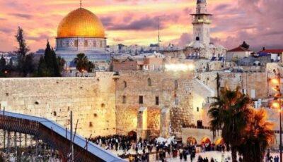 Video. Locuitorii din Ierusalim se bucură de prima zăpadă după șapte ani