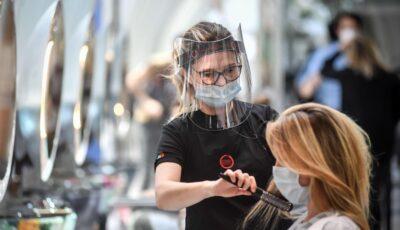 În Austria, oamenii pot merge la frizer sau coafor doar cu un test negativ la Covid-19