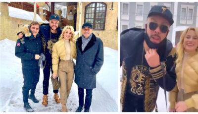 """Natalia Gordienko, în compania lui Filip Kirkorov și Igor Krutoy: ,,Mulțumesc pentru această întâlnire fabuloasă"""""""