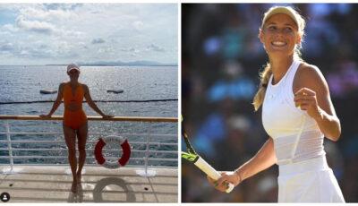 Caroline Wozniacki este însărcinată. Primele imagini cu burtica de gravidă