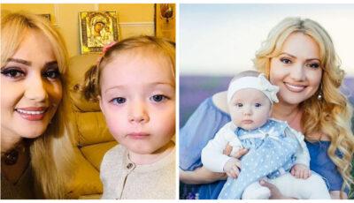 Fiica Adrianei Ochișanu împlinește astăzi 4 anișori. Mesajul emoționant al artistei