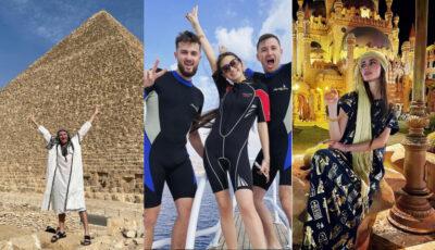De la iarnă, la vară! Emilian Crețu a evadat într-o vacanță în Egipt! Cu cine se odihnește actorul
