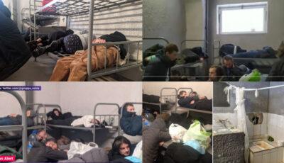 Video. Susținătorii lui Navalnîi nu mai au loc în închisori. Condiții de detenție dureroase