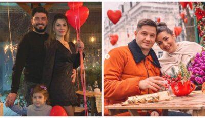 Cuplurile mondene de la noi și mesajele lor de Ziua Îndrăgostiților