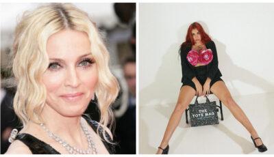 Fiica Madonei este noua imagine a brandului Marc Jacobs