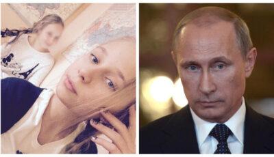 Elizaveta, presupusa fiică a lui Vladimir Putin, a oferit un interviu