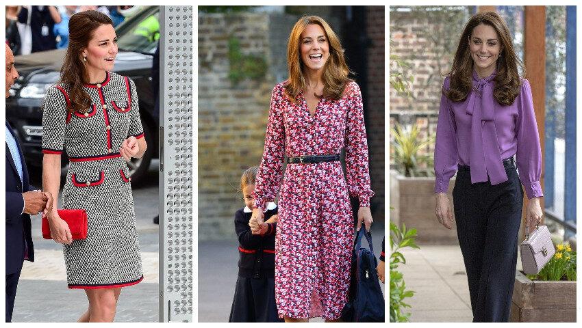 20 de ținute pentru care Kate Middleton a fost numită un adevărat fashion icon