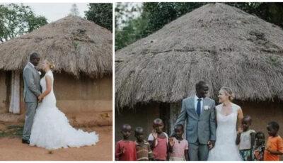 O canadiană s-a căsătorit cu un nigerian cu șapte copii, după ce aсesta a fost abandonat de soția sa din cauza sărăciei