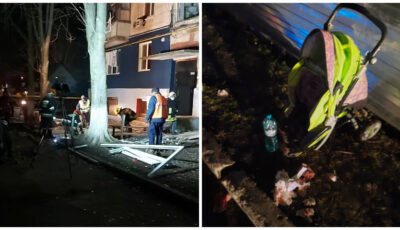 Trei copii, internați în spital în urma deflagrației din sectorul Botanica. Care este starea acestora