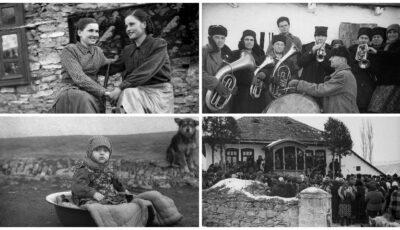 Imagini rare și deosebite! Un regizor moldovean a găsit în podul unei case circa 4 mii de fotografii inedite din viața satului de acum 50-70 de ani