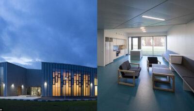 Cum arată o închisoare din Danemarca în care își petrec zilele cei întemnițați. Foto