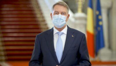 Preşedintele României s-a vaccinat cu a doua doză de ser anti-Covid-19