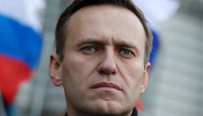 Aleksei Navalnîi, mutat de la închisoarea din Moscova într-un lagăr de muncă