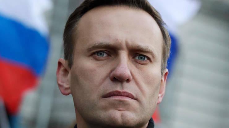 Foto: Aleksei Navalnîi, mutat de la închisoarea din Moscova într-un lagăr de muncă