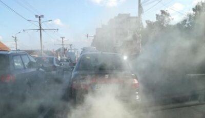 Trei regiuni cu cel mai poluat aer din Moldova