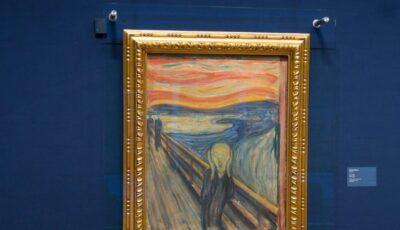 """""""Strigătul"""", una dintre cele mai celebre picturi din lume, conține un mesaj ascuns. Cine l-a scris"""