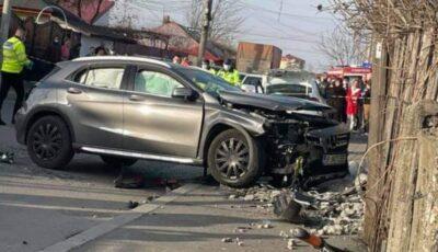 Două fete, ucise pe trotuar de o șoferiță beată. Alți doi copii au fost grav răniți