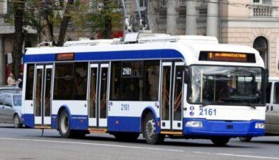 Alertă Covid-19: Transportul public din Chișinău va fi sistat sâmbătă și duminică
