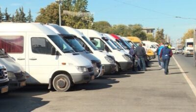 Transportatorii din întreaga țară anunță grevă generală timp de o zi