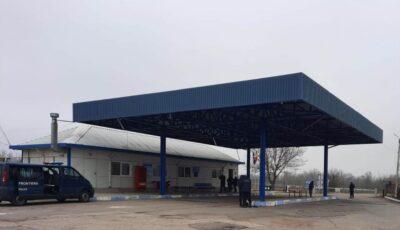 Punctul de trecere a frontierei Vulcăneşti-Vinogradovka se redeschide după 11 luni