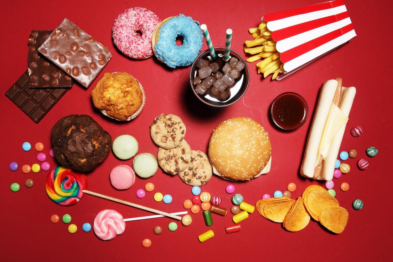 Foto: Mai multe țări din Europa au adoptat legi care taxează zahărul adăugat în alimente