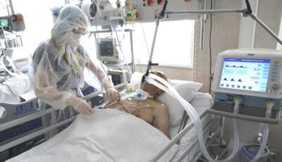 Ce se întâmplă cu bolnavii de Covid care ajung la terapie intensivă? Dezvăluirile unui medic reanimatolog din Bălți