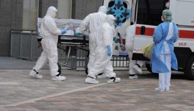 Ucraina: 342 de oameni infectați cu Covid au murit în ultimele 24 de ore