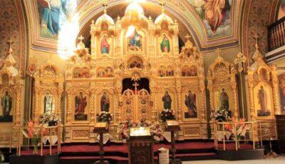 Din 1 aprilie, bisericile din Chișinău vor desfășura slujbe divine în aer liber