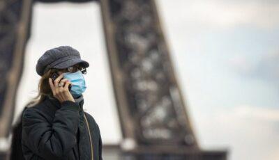 Franța: Parisul și alte 16 regiuni intră în lockdown pentru o lună
