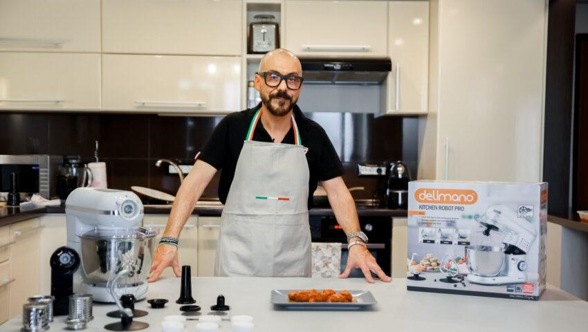Franco Sanna: Ce au în comun italienii cu moldovenii la bucătărie